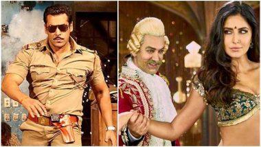 Salman Khan To Postpone Dabangg 3 to 2020 And The Reason is Aamir Khan's Thugs of Hindostan?