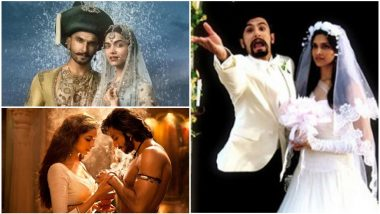 Ranveer Singh-Deepika Padukone Wedding: As The Couple Finds Marital Bliss IRL, Did Anyone Notice That Their Romance Was Doomed in All Their Movies?