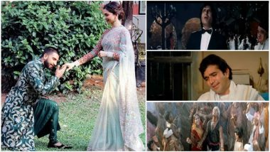 Deepika Padukone Weds Ranveer Singh: 11 Songs That Perfectly Describe Fans' Mental Condition Waiting For The Wedding Pictures!