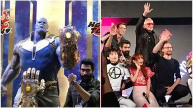 Rana Daggubati Attends Tokyo Comic-Con to Promote Baahubali; Mingles With Hollywood Stars Like Tom Hiddleston and Ezra Miller