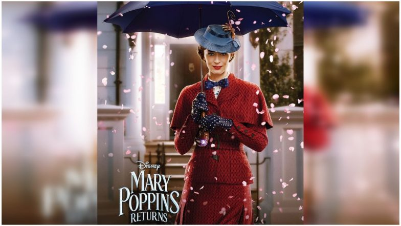 Emily Blunt's Mary Poppins Returns India Release Pushed to January 4, 2019; Is Shah Rukh Khan's Zero The Reason?