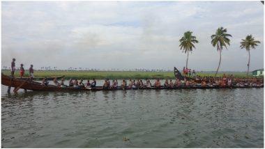 66th Nehru Trophy Boat Race 2018 Winner: Payippadan Chundan Wins Kerala's Famous Watersport for the Fourth Time