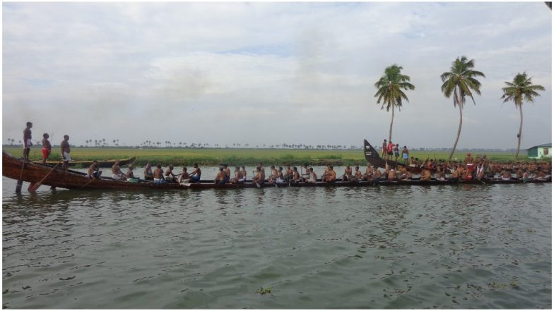 66th Nehru Trophy Boat Race 2018 Winner: Payippadan Chundan Wins Kerala's Famous Watersport for the Fourth Time