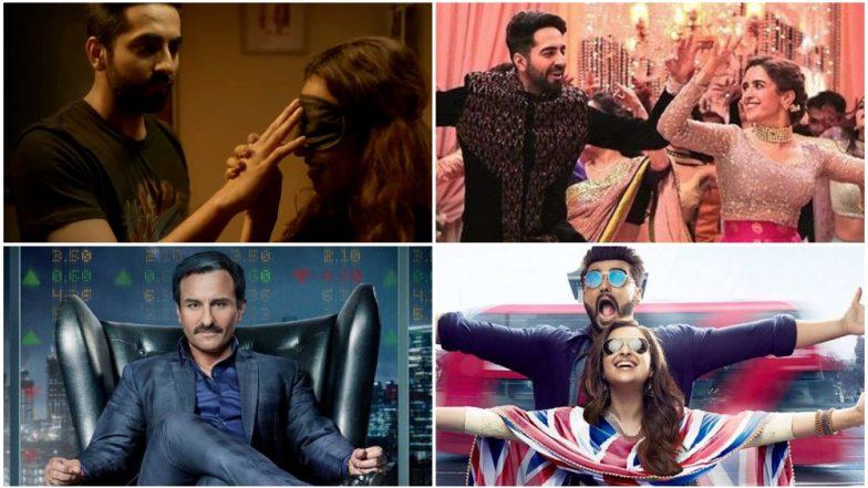 Box Office: Ayushmann Khurrana's AndhaDhun, Badhaai Ho, Saif Ali Khan's Baazaar - Which Movie Ruled the Box Office in October?
