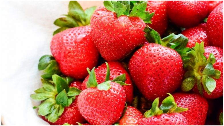 Strawberry Infested With Needle Found Yet Again in New Zealand