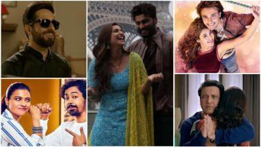 Ayushmann Khurrana's AndhaDhun, Arjun Kapoor's Namaste England, Aayush Sharma's LoveYatri - If October 2018 Movies Had Honest Movie Titles! View Pics