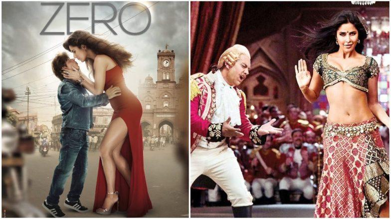 Shah Rukh Khan's Zero Trailer Crosses 100M Views; Goes Past Aamir Khan's Thugs Of Hindostan Numbers on YouTube!