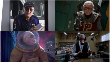 Stan Lee No More: 7 Best Cameos of the Marvel Legend Who Gave Us Iron Man, Spider-Man and Fantastic Four!