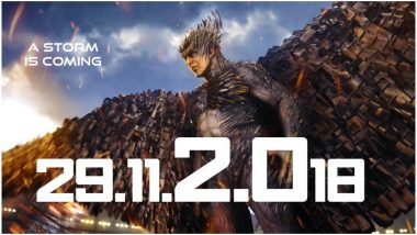 2.0: Rajinikanth's Film Cleared by Censor Board With No Cuts; New Poster Revealed Shows Akshay Kumar's 'Hawk-Man' Avatar