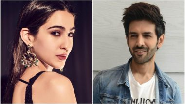 Sara Ali Khan Wants Someone to Send Kartik Aaryan Her Address, Is the Actor Listening?