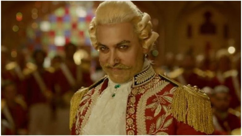 Thugs of Hindostan: Fans Are Unhappy With High Ticket Prices for Aamir Khan's Film; Call The Makers the Real 'Thugs' - Read Tweets