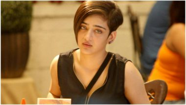 Akshara Haasan Opens Up On Her Private Pictures Being Leaked on Social Media