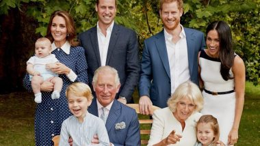 Royal Family Is All Smiles in Their Candid Photo Marking Prince Charles' 70 Birthday