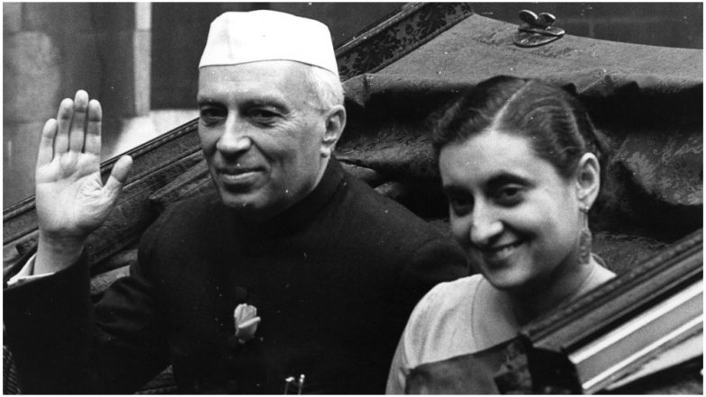 Nehru-Gandhi Family Tree: Here's a Look at Jawaharlal Nehru's Ancestors and Descendants on His 56th Death Anniversary