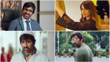 Amar Akbar Anthony Trailer: Watch Out For Ravi Teja in a Triple Role and a Beautiful Ileana D'Cruz In This Action Entertainer - Video Inside