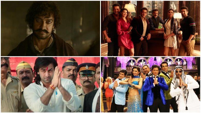 Aamir Khan's Thugs of Hindostan, Salman Khan's Race 3, Shah Rukh Khan's Happy New Year - 12 Films That Breezed Past Rs 100 Crore Mark In Just Three Days!