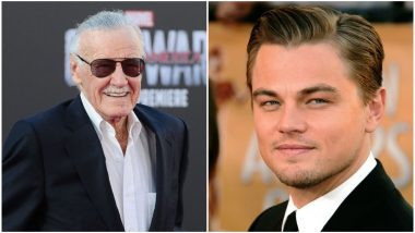 Stan Lee Demise: When Leonardo DiCaprio Wanted to Star in a Biopic on This Pop-Culture Icon