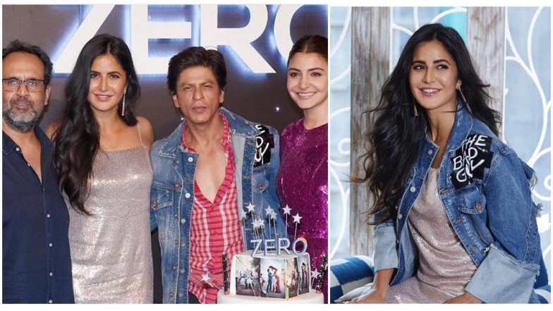 When Shah Rukh Khan Stole Katrina Kaif's Cool Denim Jacket! View Pic