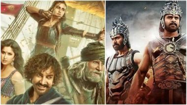 Opinion: Why Aamir Khan's Thugs of Hindostan Failed When SS Rajamouli's Baahubali 2 Turned Out to Be All Time Blockbuster