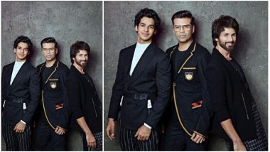 Koffee With Karan 6: After Hardik Pandya's Fiasco, Twitterati is Lauding Shahid Kapoor for Showing How to Be Mature and Cool at the Same Time
