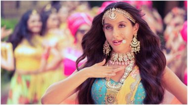 Dilbar Arabic Version Teaser: Nora Fatehi's New Video With Moroccan Band Fnaire Looks As Vivacious As Her Previous One – Watch Video