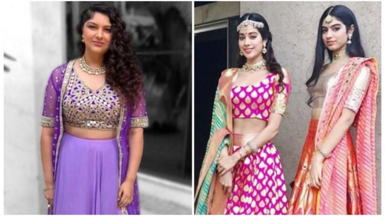 Janhvi Kapoor and Anshula Kapoor Have the Most Adorable Birthday Wishes for Their Darling Sister Khushi Kapoor – View Pics