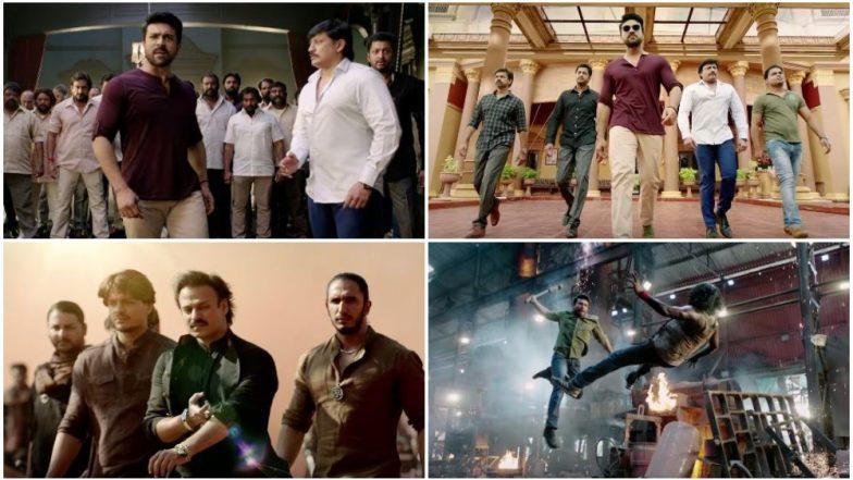 Vinaya Vidheya Rama Teaser: Ram Charan Takes On Vivek Oberoi in Mass Action Thriller - Watch Video