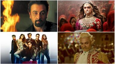 Aamir Khan's Thugs of Hindostan, Salman Khan's Race 3, Ranbir Kapoor's Sanju - Ranking All Rs 100 Crore Grossers of 2018 From Most Profitable To The Least!