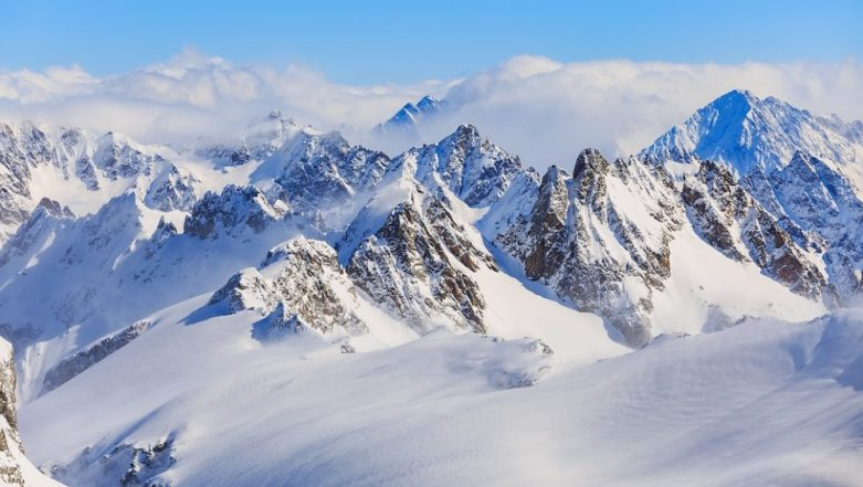 Melting Swiss Alps Sends Climate Change Message With Record-Breaking Giant Postcard