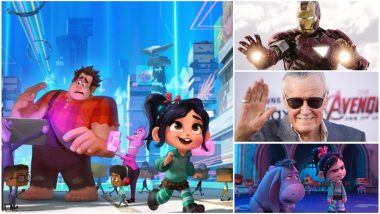 Ralph Breaks The Internet: From Iron Man to Stan Lee, 10 Surprising Cameos You Should Not Miss in This Wreck-It Ralph Sequel (SPOILER ALERT)