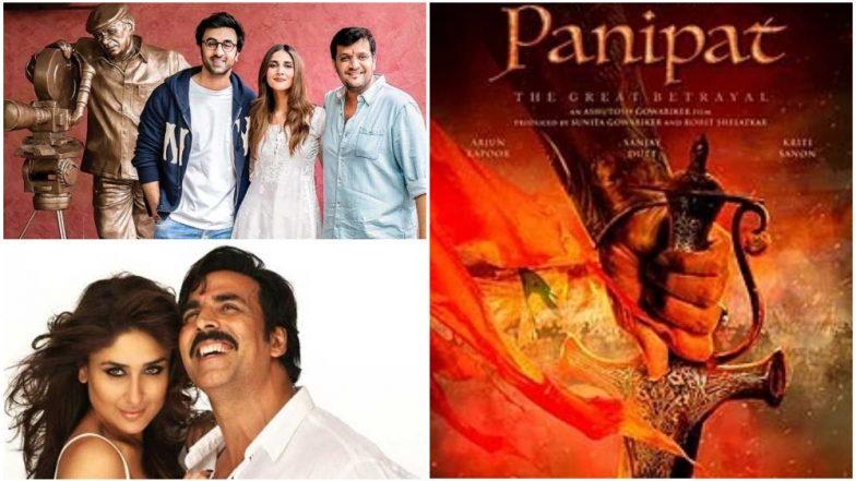 Ranbir Kapoor-Sanjay Dutt's Shamshera, Arjun Kapoor's Panipat, Akshay Kumar-Kareena Kapoor's Good News - 3 Big Movies That Begin Shoot From This Weekend!