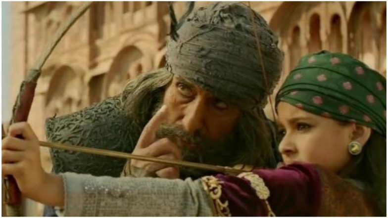 Thugs of Hindostan Song Lori: Amitabh Bachchan's Strong Baritone Makes For a Powerful Lullaby - Watch Video
