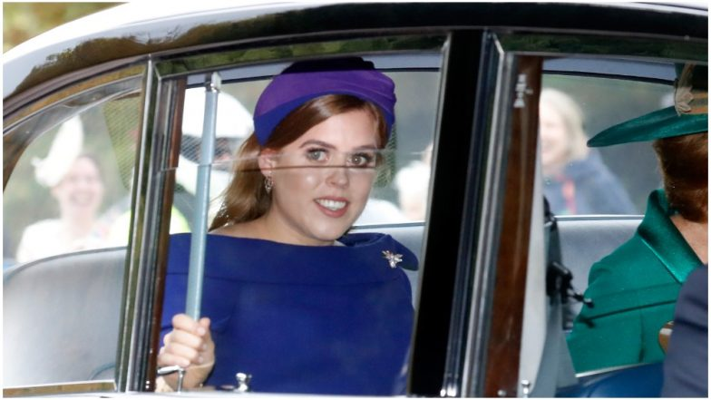 UK Princess Beatrice Takes Uber From Los Angeles Airport, Twitterati Impressed! (Watch Video)