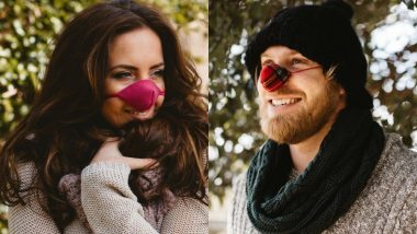 Nose Warmers Are the Latest Winter 2018 Accessory, Would You Wear One?