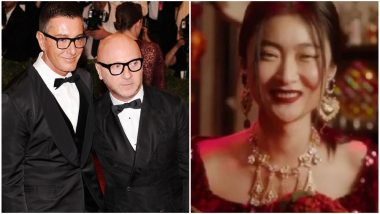 Dolce & Gabbana Called Out for Their Racist Ad by Diet Prada, Forced to Cancel Shanghai Fashion Show