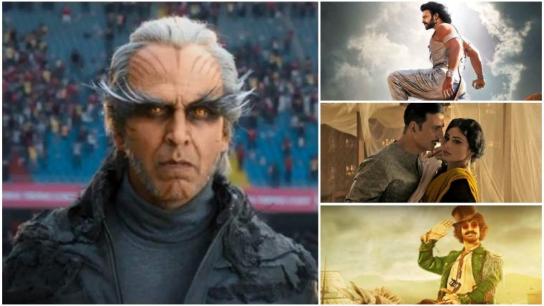 2.0 Box Office Collection: Forget Thugs of Hindostan, Baahubali 2, Akshay Kumar Fails To Beat The Opening Day Figures of His Own Movies!