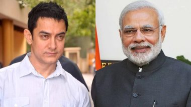 International Meatless Day 2018: Why Is World Vegetarian Day Celebrated on November 25? Watch This Narendra Modi-Aamir Khan Video Ad