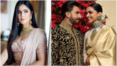 Ranveer Singh-Deepika Padukone Wedding Reception: Rival Katrina Kaif Gets An Invite But It is Not The Bride Who Did The Honours!