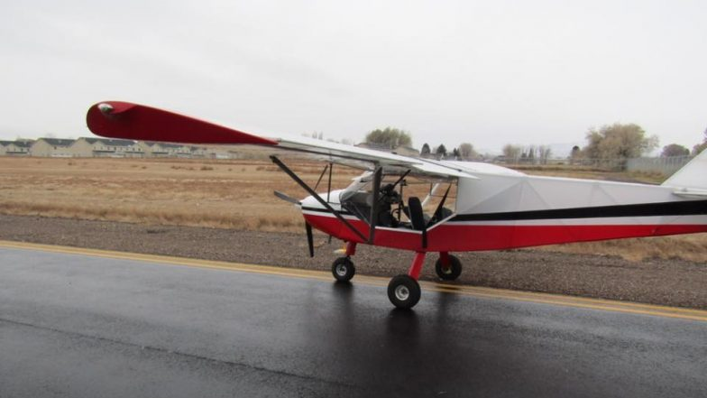 Teenagers Steal Aircraft From Utah Airstrip, Arrested After Flying for 15 Miles