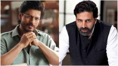 Akshay Kumar's Space Film, Mission Mangal to Go on Floors Before Shah Rukh Khan's Saare Jahaan Se Achcha