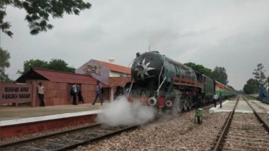 Indian Railways' Steam Express Train Journey Ticket Costs Only Rs 10!