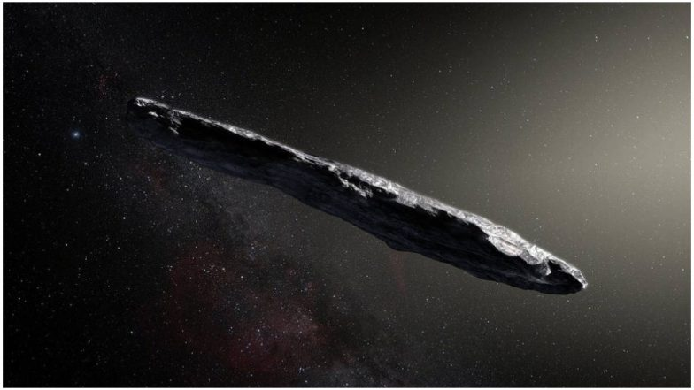 Is This an Alien Spacecraft? Mysterious Object Oumuamua May Be A Vehicle for Extraterrestrials, Says Scientists