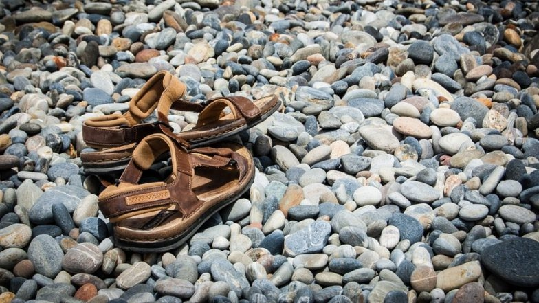 Man's Rs 800 Sandals Goes Missing, Files Complaint at Tamil Nadu Police Station