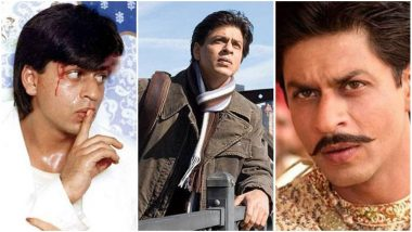 Shah Rukh Khan Birthday Special: 5 Performances of the 'Zero' Superstar That Deserve More Love