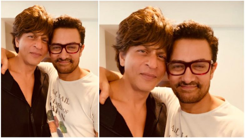 Aamir Khan: Shah Rukh Khan's Wardrobe Is As Big As My Entire House