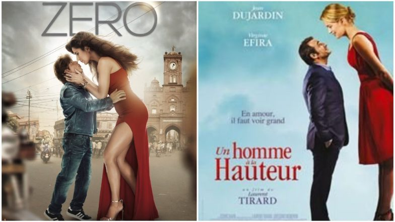 Shah Rukh Khan and Katrina Kaif's Zero Poster Accused of Copying From a French Film!