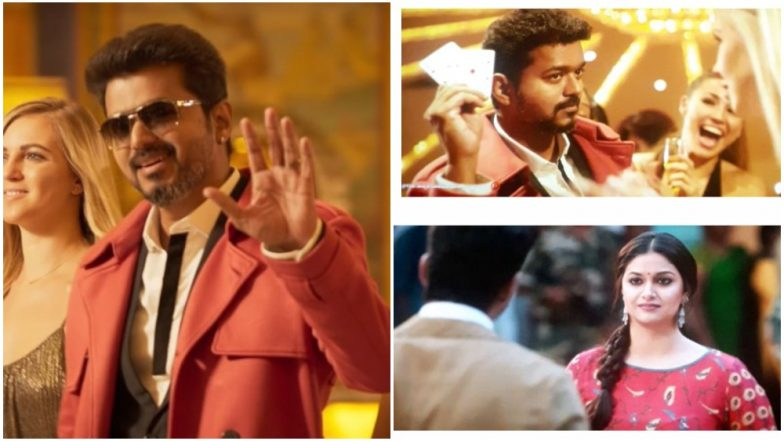 Sarkar Full Film Gets LEAKED Online! Thalapathy Vijay's Diwali Blockbuster Becomes a Victim of TamilRockers' Piracy Racket On Its Opening Day!