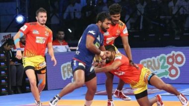 PKL 2018-19 Video Highlights: Puneri Paltan Wins a Thriller Against Haryana Steelers; Bengaluru Bulls Beat Telugu Titans