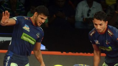 PKL 2018-19 Video Highlights: Haryana Steelers vs Tamil Thalaivas Ends With a Draw