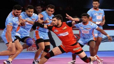 Bengaluru Bulls vs Bengal Warriors, PKL 2018-19, Match Live Streaming and Telecast Details: When and Where To Watch Pro Kabaddi League Season 6 Match Online on Hotstar and TV?